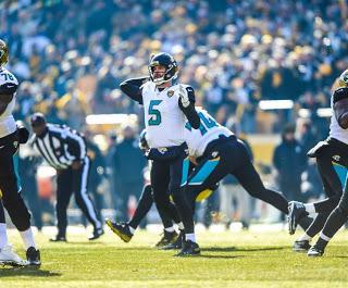 Jaguars sorprenden a Steelers en un juego frenético y avanzan a la Final de Conferencia de la AFC
