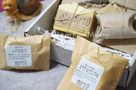 Descubriendo los productos de Mu' Tú
