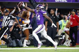 Los Vikings vencen a los Saints en un final frenético con el 'Minneapolis Miracle'