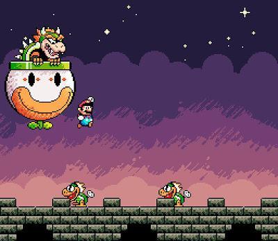 ¿Y si 'Super Mario World' tuviera los gráficos de su secuela?