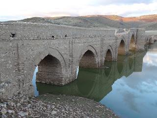 Puente de la Mesta, en Villarta de los Montes