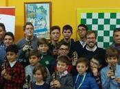 Entrega trofeos Torneo Navideño Ajedrez