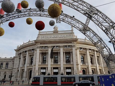 Viena. en noviembre-3