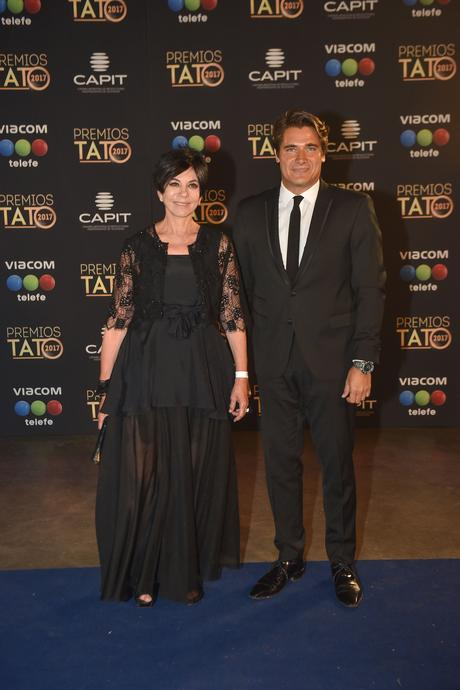 Mónica Gutiérrez y Guillermo Andino