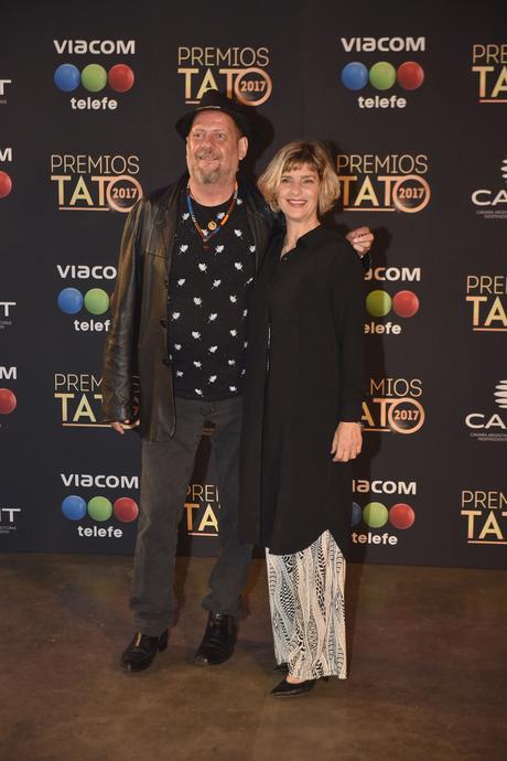 Luis Luque y Silvia Kutica