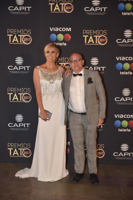 """Denise Dumas y Martín """"Campi"""" Campilongo"""