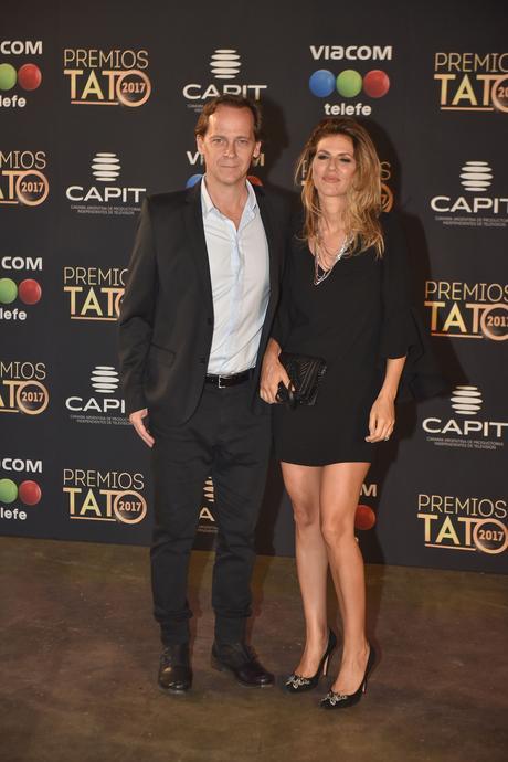 Matías Martin y Natalia Graciano
