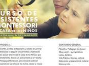 Curso Asistentes Montessori Casa Niños. AMI. Málaga. Primavera. Inscríbete ahora.
