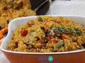 Quinoa verduras Thermomix