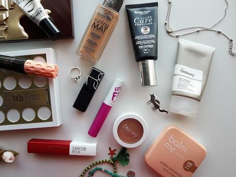 Mis Favoritos del 2017: Maquillaje