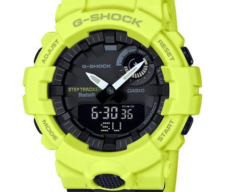 G-SQUAD, la nueva colección de G-SHOCK para mantenerte siempre en ritmo y forma