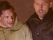 Eddie Brock pasa bien este video desde rodaje 'Venom'