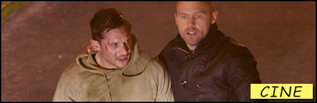 Eddie Brock no la pasa bien en este video desde el rodaje de 'Venom'