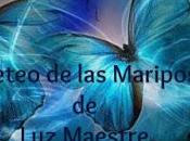 "Reseña aleteo mariposas"" Maestre."