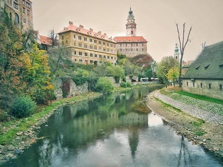 Český Krumlov, el pueblo más bonito de República Checa