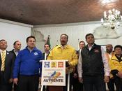 Registran PAN, coalición Estado México Frente