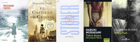Libros que quiero leer durante 2018