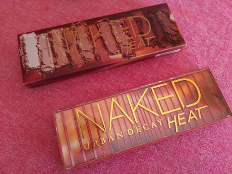 Review Naked Heat Urban Decay de Word Makeup