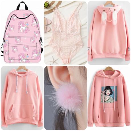 On Wednesdays We  Wear Pink |   [Zaful Wishlist]