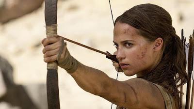 Segundo tráiler oficial de la película de Tomb Raider