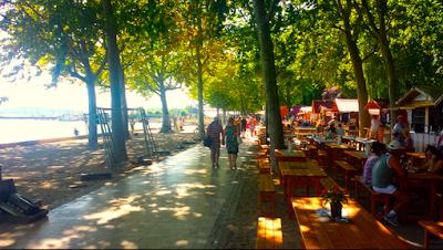 Viaje por Hungría: Bodegas y Balnearios (V) : Lago Balaton