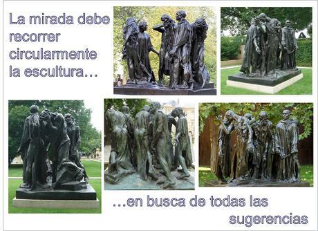LOS BURGUESES DE CALAIS, TESTIGOS DE LA HISTORIA