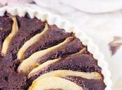 Pastel Pera Chocolate Gluten