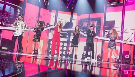 Canciones de OT 2017 para Eurovisión