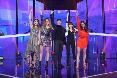 OT 2017 en Eurovisión