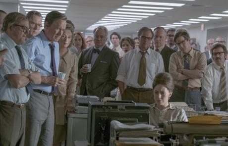 """El primer borrador de la historia – Crítica de """"Los archivos del Pentágono"""""""