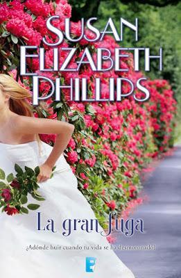 Reseña: La gran fuga de Susan Elizabeth Phllips