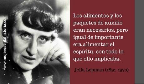El poder de la literatura, Jella Lepman (1891-1970)