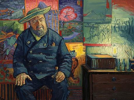 Loving Vincent, la primera película pintada y ahora… con edición especial de óleos