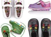 Nuevos zapatos Kickers para niños inspirados Lego
