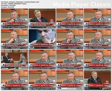 Entrevista Anatoli Karpov en