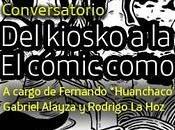 """Conversatorio """"Del kiosko galería Arte"""""""