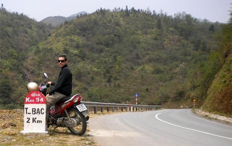Sapa III - Ruta en moto por las montañas