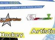 Jornada promoción hockey hielo Logroño