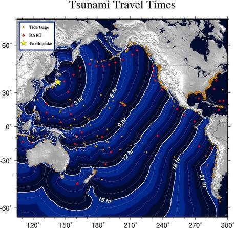 Terremoto de 8.9 en Japón