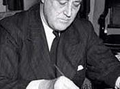 Roosevelt firma Acta Préstamo Arriendo 11/03/1941.