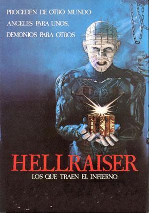 """Recomendaciones cinéfagas: """"Hellraiser"""" y """"Muñeco Diabólico"""""""