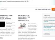 Partido Internet Participación ciudadana