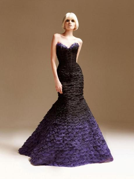 Atelier Versace's spring 2011