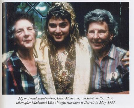 Fallece la abuela de Madonna