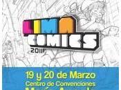 Actividades Force Perú Lima Comics 2011