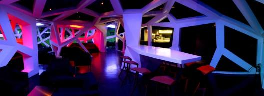 5 Sentidos Lounge Bar / On-A Arquitectos