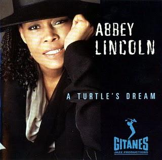 LUTHER JAZZ CLUB : ABBEY LINCOLN - A TURTLE' S DREAM  ( 1995 )