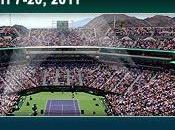 Indian Wells: Chela cancha, junto Federer Clijsters