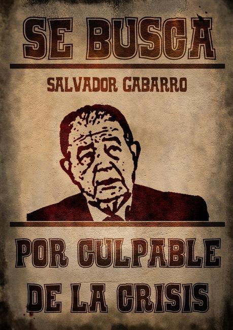 Sabes quiénes son los culpables. ¡Páralos! Salvador Gabarró