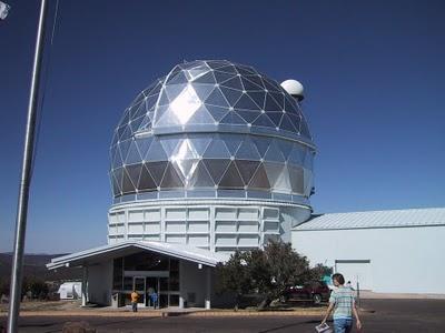 10 Mayores Telescopios del Mundo. Número 5: Telescopio Hobby-Eberly